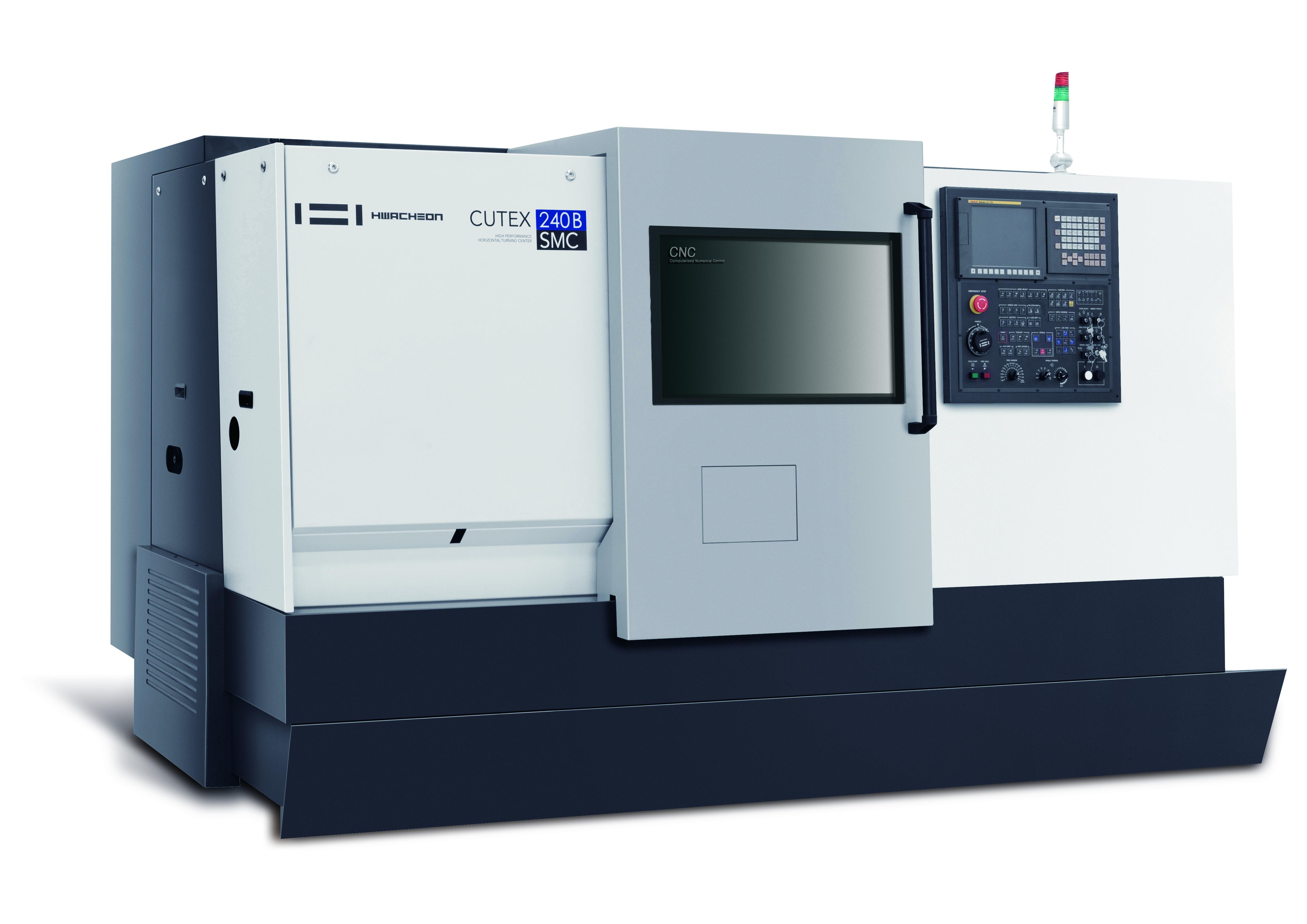 CUTEX-240 Machine