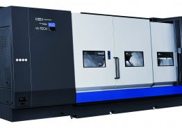 Hwacheon Hi-TECH 850 Machine