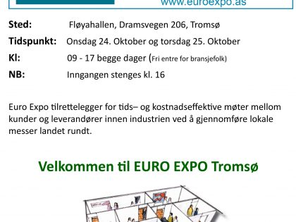 EURO EXPO Tromsø 2018