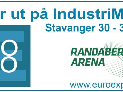Velkommen til EURO EXPO messe i Stavanger 30 – 31 januar