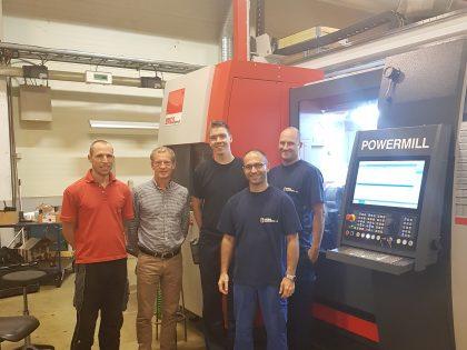 EMCO – Vi er STOLT leverandør til Mandal Maskinering AS