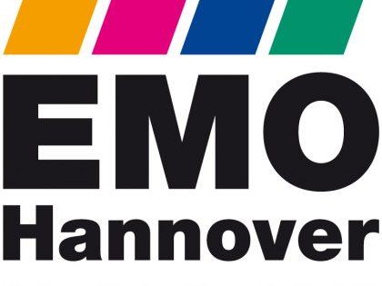 Vi er tilstede på EMO Hannover 16 – 21 september