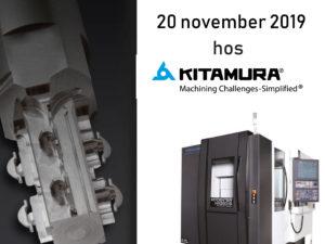 INVITASJON ÅPENT HUS HOS KITAMURA 20 november 2019